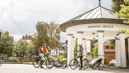 Arminiusquelle in Bad Lippspringe